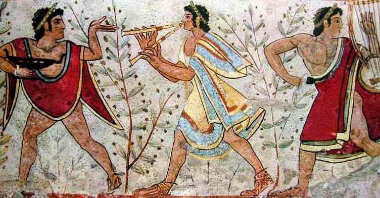 L'analisi del DNA svela l'origine degli Etruschi