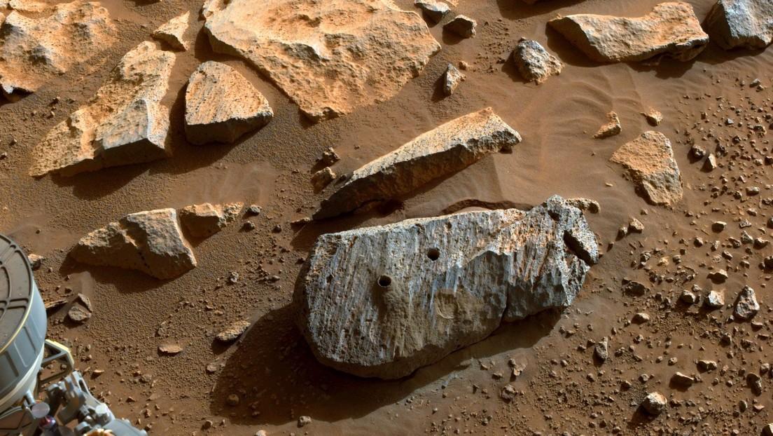 Marte: 'Ambiente abitabile e ricco di acqua'. I campioni di Perseverance mostrano il passato del pianeta