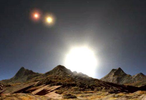 Un pianeta con 'tre soli' nella Costellazione di Orione. La scoperta