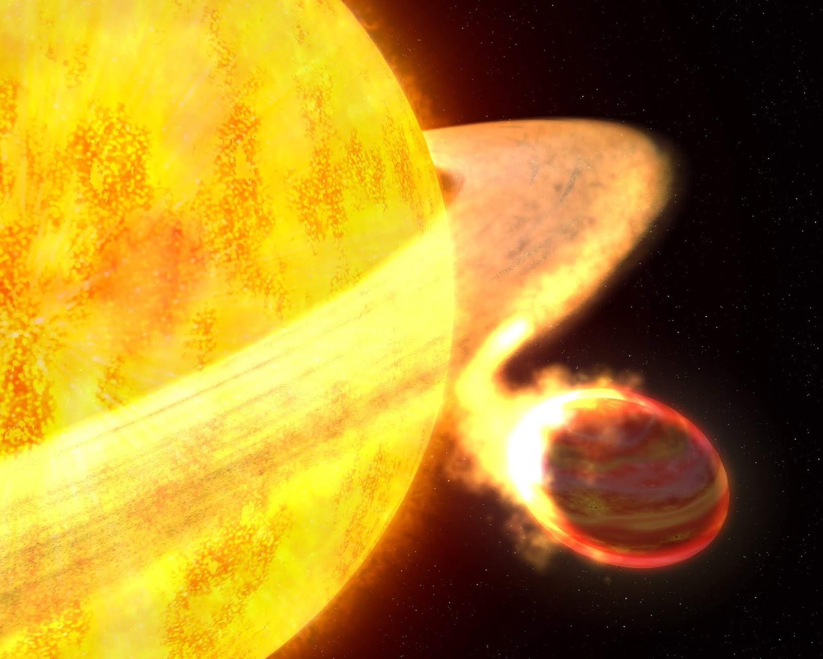 """Astronomia: identificate stelle cannibali che """"divorano"""" i loro pianeti"""