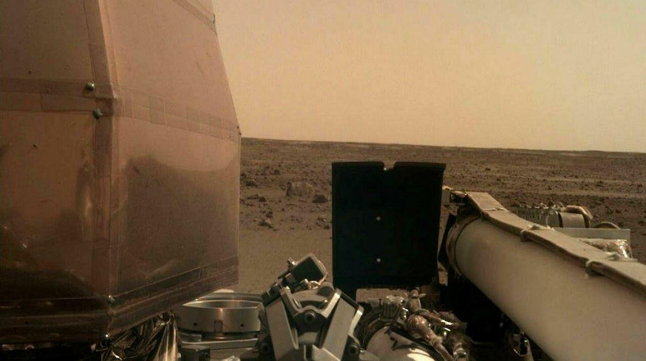 Marte, Insight rileva i 3 più intensi terremoti mai registrati sul Pianeta Rosso