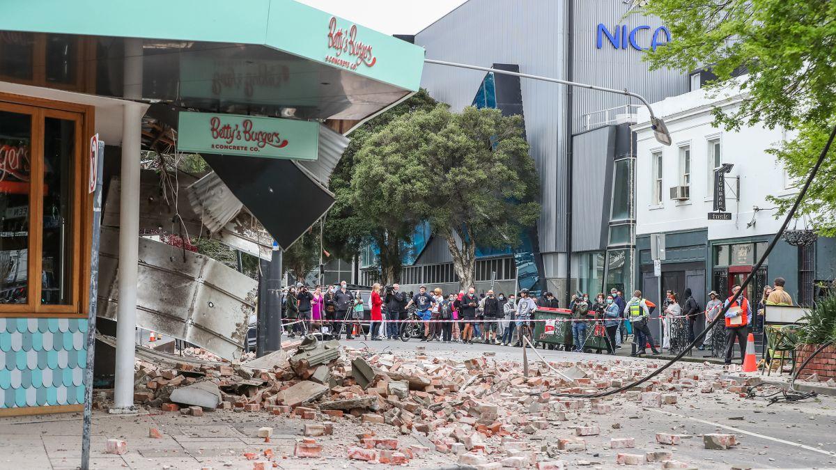 Terremoto Australia: forte scossa colpisce Melbourne