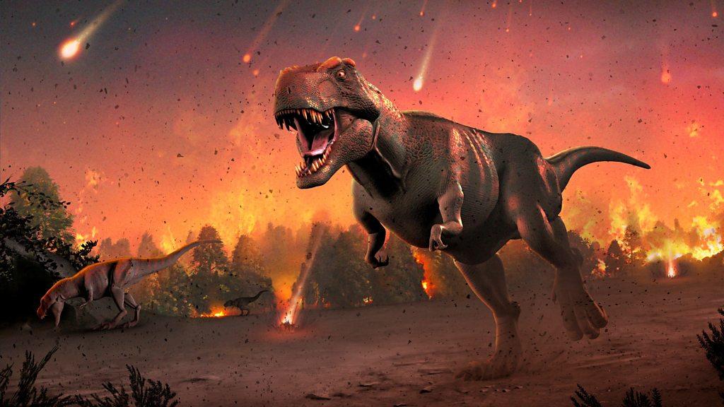 Scoperta la polvere dell'asteroide che spazzò via i dinosauri