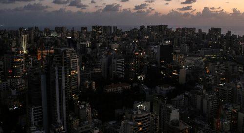 Blackout totale in Libano: paese senza elettricità. 'Potrebbe durare molto tempo'