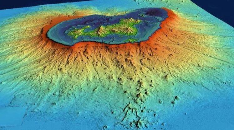 Mayotte: la più grande eruzione sottomarina mai registrata ha creato un nuovo vulcano