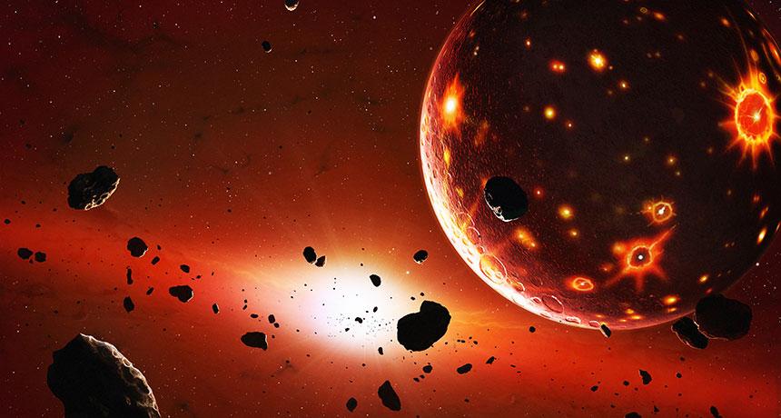 Quale pianeta del Sistema Solare sopravviverà all'esplosione del Sole?