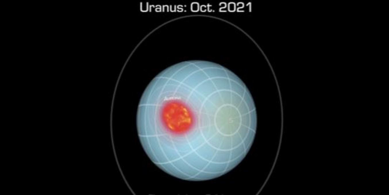 Nuove clamorose osservazioni di Urano: svelati i segreti delle sue misteriose aurore?