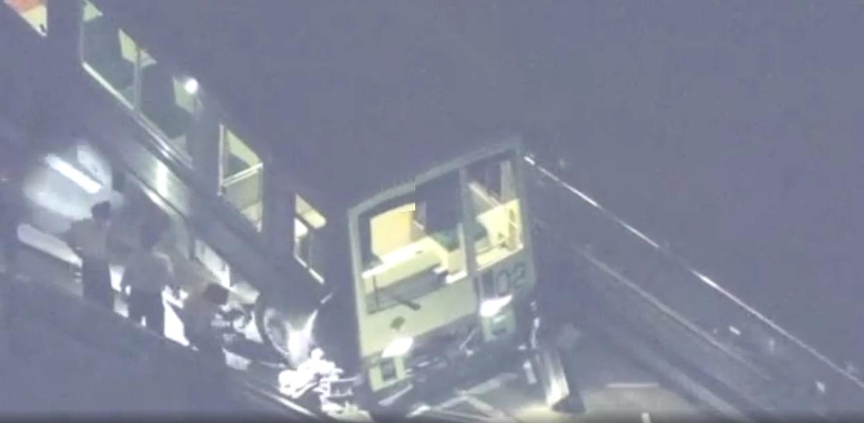 Giappone: terremoto 6.1 a Tokyo provoca il deragliamento di un treno